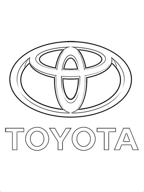 Coloriages à imprimer : Toyota, numéro : 449924