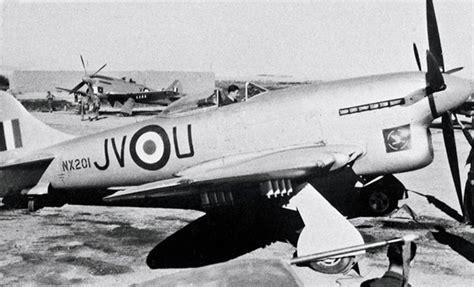 tempest squadrons of the hawker tempest mk vi
