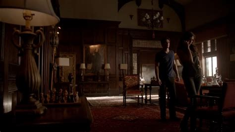 stefan salvatore bedroom image damon and katherine tvd 5x01 jpg the vire