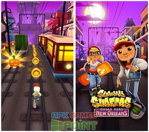 subway surfers new orleans apk subway surfers v1 15 new orleans hd android free apk apps