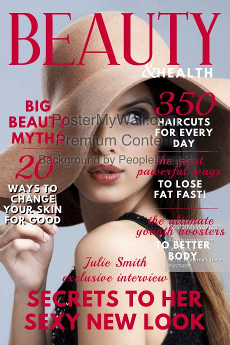 design own magazine cover free create free and fabulous magazine covers postermywall