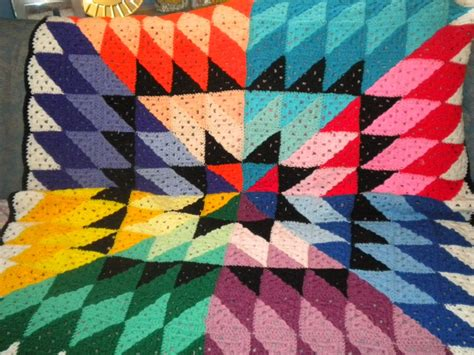 Ultimate Book Of Quilt Afghans by Inspiration Amazing Colorwork Using Bicolor