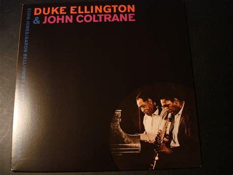 Lp Special Edition popsike duke ellington coltrane lp record limited edition imp 166 180 gram
