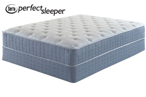 Serta Sleeper Prices by Serta Sleeper 174 Claymont Plush King Flat Set