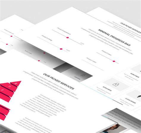brochure templates kickass 25 stunning typography powerpoint design templates pixel