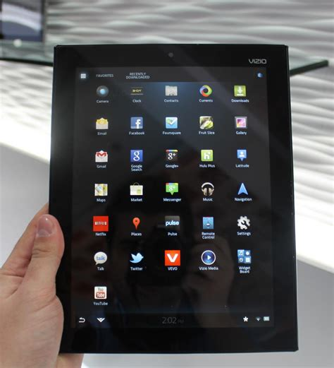 Tablet 10 Inch on with vizio s 10 inch tablet android central