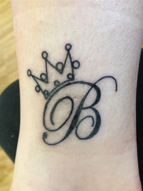 k and b tattoo my b s inspiration