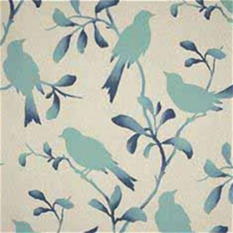 curtain fabric with bird print rockin robin breeze bird cotton drapery fabric by magnolia