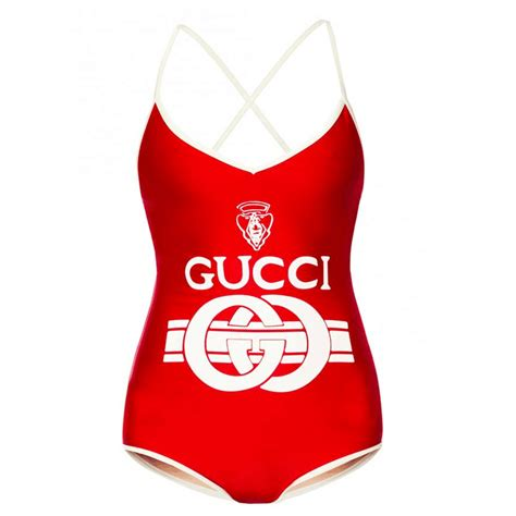 Printed Swimsuit Shorts gucci printed swimsuit shorts
