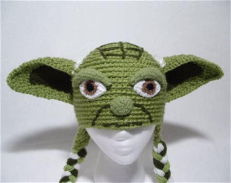 crochet pattern yoda ears yoda beanie beanie ville