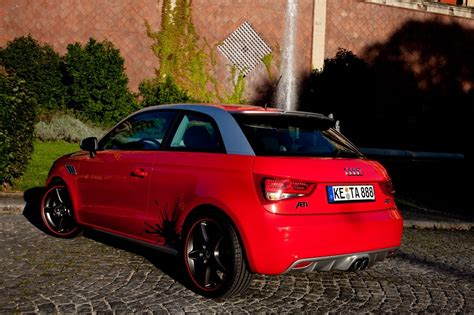Audi A1 Sportline by Audi A1 By Abt Sportsline Photos 1 Of 4