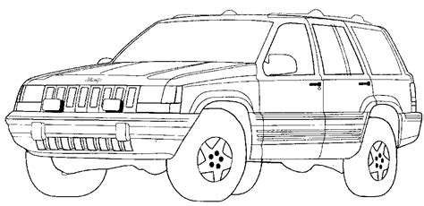 coloring pages real cars رسومات سيارات جاهزة للتلوين