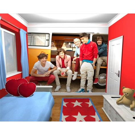 wallpaper wall mural 1d one direction bedroom themed
