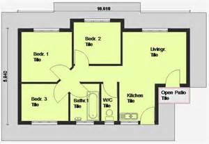 simple 4 bedroom house plans simple bedroom house plans bedroom house plans bedroom