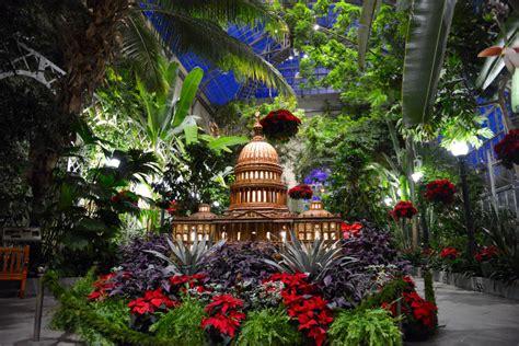 Us Botanical Gardens Quot Season S Greenings Quot From The United States Botanic Garden Garden Collage
