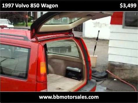 auto repair manual online 1997 volvo 850 parking system 1997 volvo 850 wagon owners manual