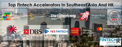 Top Mba Colleges In Southeast Asia by Top 10 Fintech Accelerators In Southeast Asia And Hong