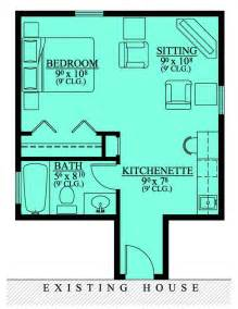 Basement In Law Suite Floor Plans by 654185 Mother In Law Suite Addition House Plans