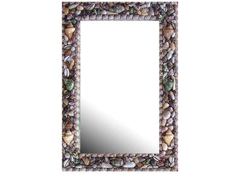 Kerang Hias cermin hiasan dinding memang paling cocok di pajang