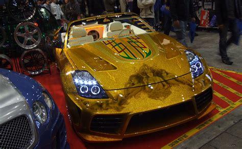 mitsubishi gold gold mitsubishi eclipse spider in tokyo auto salonpicture
