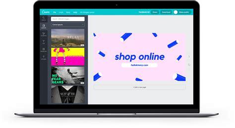 membuat iklan unik membuat iklan facebook dengan 100 contoh desain canva
