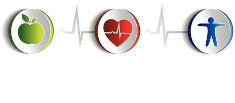 Health And Wellness physical health symbol