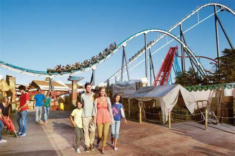 theme park spain travel white knuckle fun at spain s portaventura theme