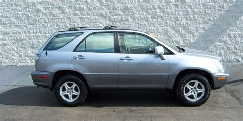 value of 2003 lexus rx300 2002 lexus rx 300 used car pricing financing and trade in