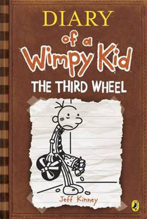 diary of a wimpy kid third wheel book report diary of a wimpy kid the third wheel book 7 jeff