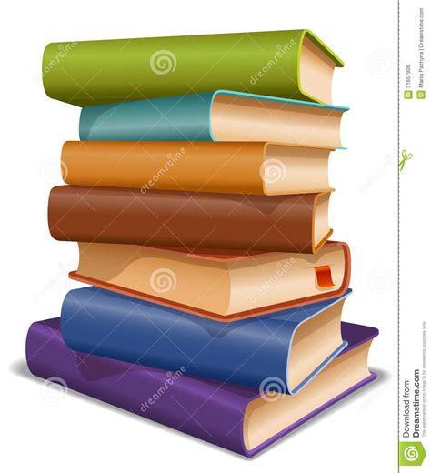multi books multi colored books royalty free stock image image 31657906