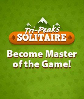 Pch Com Tri Peaks Solitaire - play tri peaks solitaire online for free at pchgames in it to win it pinterest