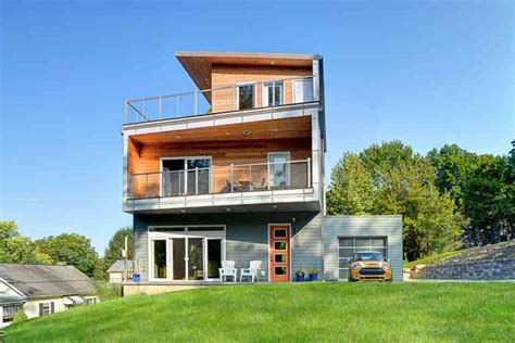 logical homes modern prefab prefab multifamily urban 18 inexpensive sustainable homes almost anyone can afford