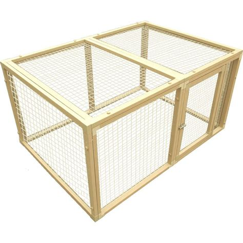 new age pet ecochoice fontana chicken pen shopyourway