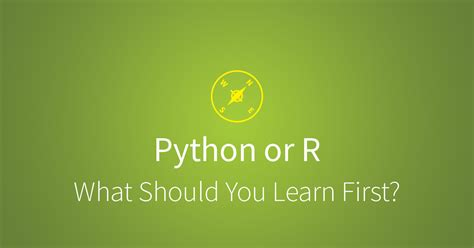 python for r users a data science approach books how to choose between learning python or r udacity