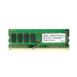 Venomrx Ddr3 Pc12800 2gb apacer ddr3 pc10600 1333mhz 2gb memory