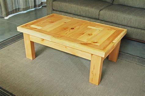 coffee table sle of building your own coffee table