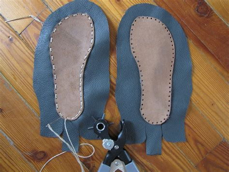 how to make handmade slippers of dreams and seams moccasins with how to
