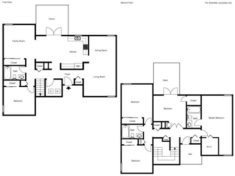 fort hood housing floor plans 4 bed 3 bath apartment in fort hood tx fort hood