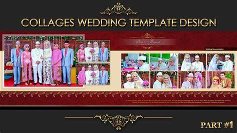 Wedding Album Collage by Inspiration Collages Album Wedding Photoshop Part