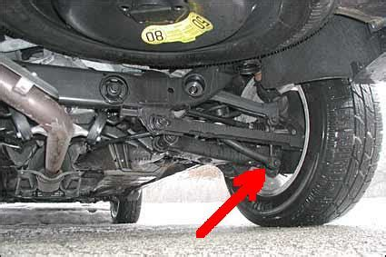 volvo  rear stabilizer link volvo forums