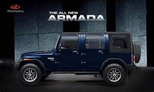All new mahindra armada imagined would you now buy if it looks this