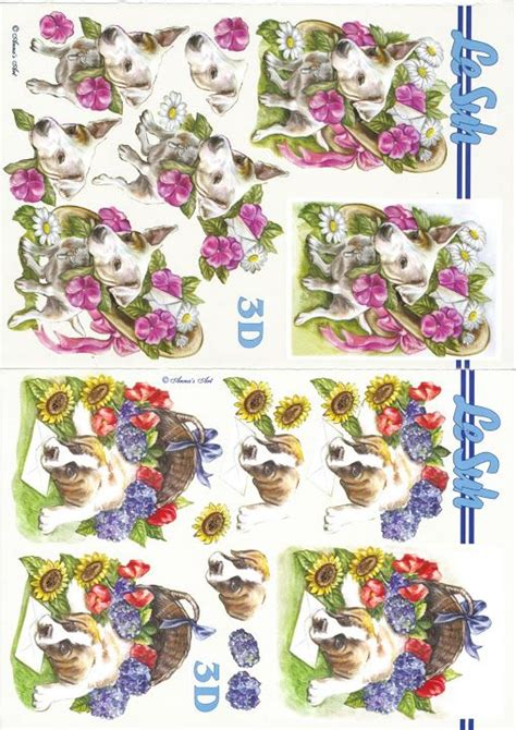 Decoupage Editing - 125 best images about hunde on animaux other