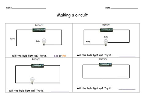 electrical circuits ks1 electricity worksheet year 2 by gron teaching resources