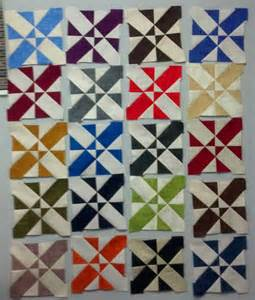 Disappearing 4 Patch Quilt Block by Disappearing Four Patch With A Twist Abyquilts