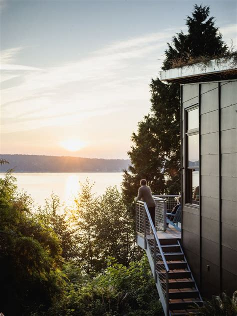 Sunset Cottage Whidbey Island by From The Cutting Room Floor Family Made Whidbey Island Cabin