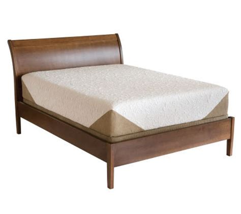 Serta Icomfort Bed Frame Serta Qn Icomfort Gel Memory Foam Mattress Withbox H363962 Qvc