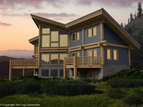 astoria log home design by the log connection valhalla log home design by the log connection