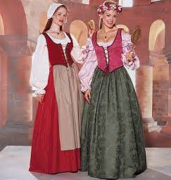 traditional italian clothes sca garb2sew pinterest