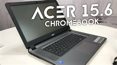 acer 15 6 quot chromebook 2gb ram 16gb ssd flagship cb3 532 unboxing