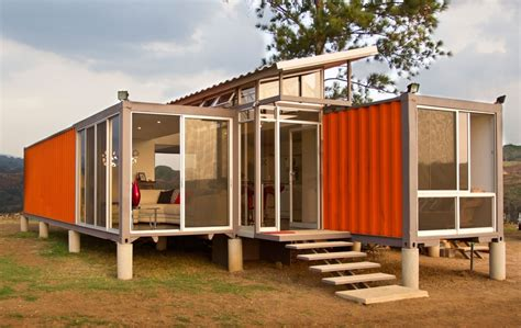 storage container house prefab shipping container house container house design